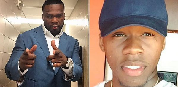 50 Cent's Son Trolls Him On Father's Day
