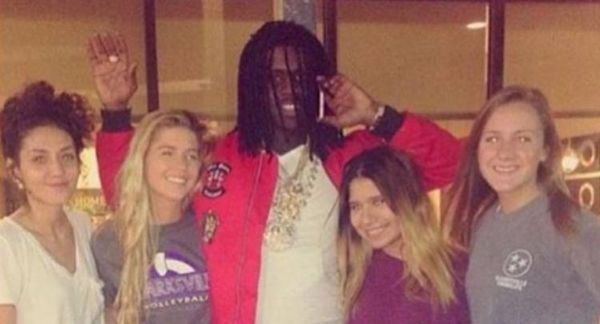 Chief Keef Almost Got His Chain Snatched In Seattle [VIDEO]