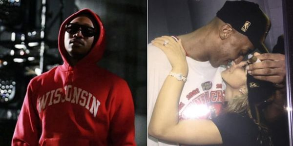 So It Looks Like Future Did Nail Scottie Pippen's Wife