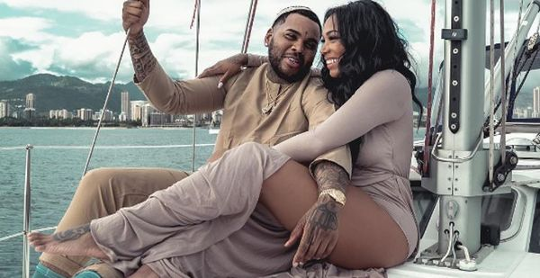 Kevin Gates's Wife Blasts Kicking Victim After Kevin's Sentenced To Prison [VIDEO]