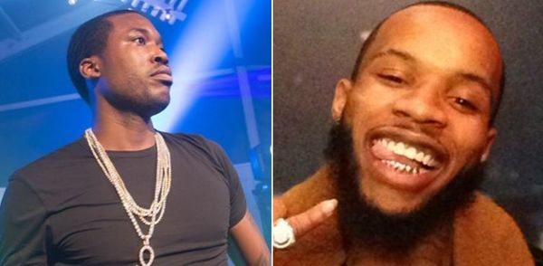Meek Mill Posts 'DC4' Snippet With Tory Lanez