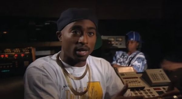 2Pac Accused By Michael Jai White of Only Acting Gangsta Around Black People