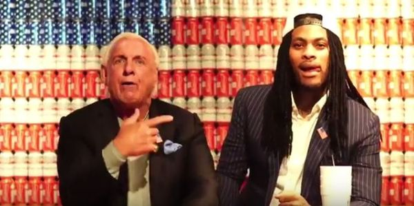 Waka Flocka And Rick Flair Are Running For President [VIDEO]