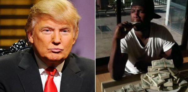 50 Cent Claims Donald Trump Offered Him 500K For Support