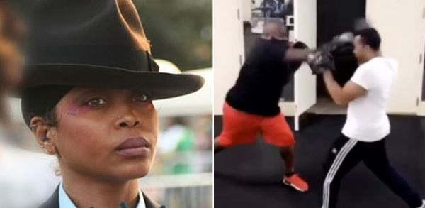 It Looks Like Erykah Badu Wants To Get In The Ring With Rick Ross [VIDEO]