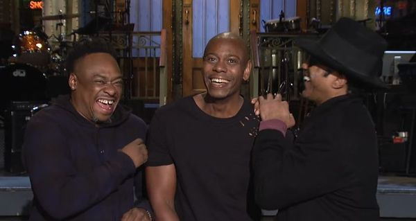 Check Out Dave Chappelle and A Tribe Called Quest's 'SNL' Promo