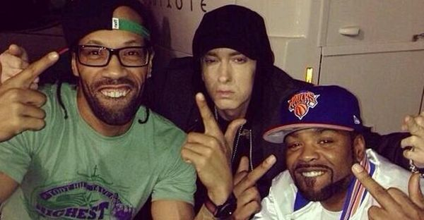 Eminem Got A Dope Birthday Gift From Redman