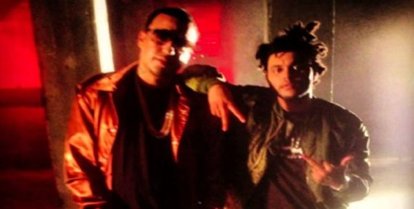 The Weeknd Got French Montana A Very Expensive Birthday Watch [PHOTOS]