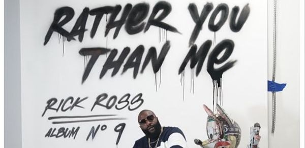 Rick Ross Announces His Ninth Album