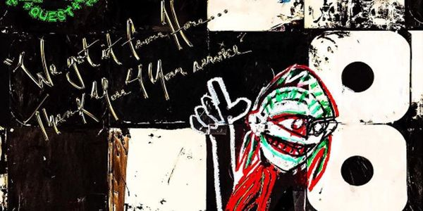 A Tribe Called Quest's 'We Got It From Here... ' Explodes To #1 On The Album Charts