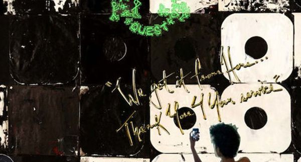 Stream A Tribe Called Quest's 'We Got It From Here...Thank You 4 Your Service'