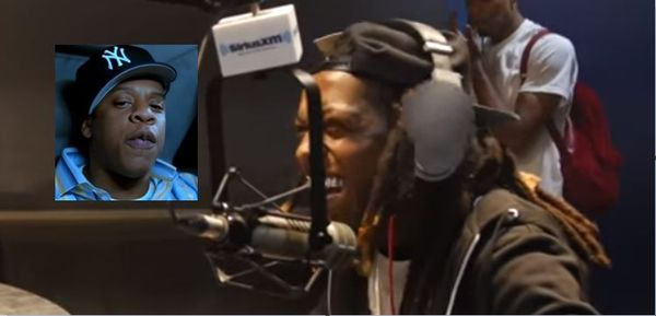 Lil Wayne Suggests He's Signed With Jay Z During Concert [VIDEO]