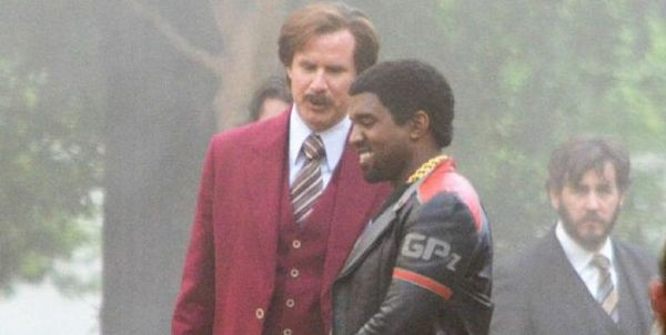 So It Looks Like Will Ferrell Could Be Playing Kanye West In A 'Ye Biopic