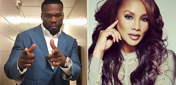 50 Cent And Vivica Fox Are Still Arguing About Analingus