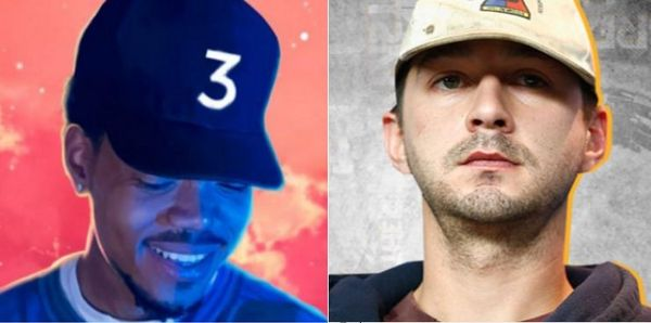 Chance The Rapper Co-Signs Shia LaBeouf