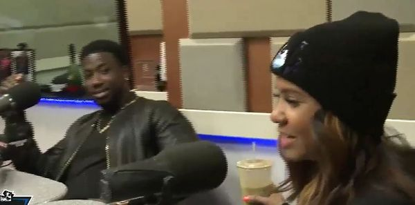 Gucci Mane & Angela Yee Argue Over Whether She Tried To Sex Him Up