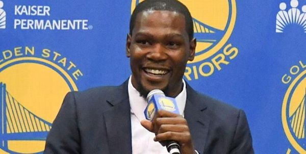 Kevin Durant Caught Criticizing Billy Donovan & Old OKC Teammates On Burner Twitter Account