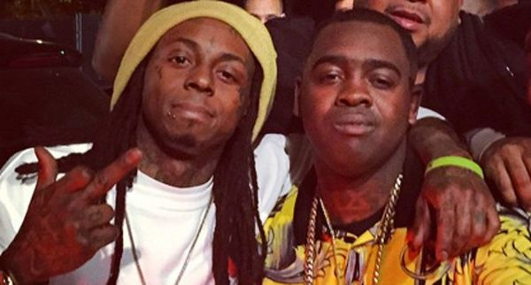 Kidd Kidd Goes After Lil Wayne For BLM Comments