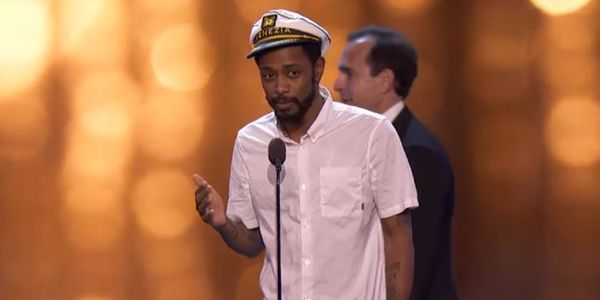 'Atlanta' Star Lakeith Stanfield Crashes Stage at Critics' Choice Awards [WATCH]
