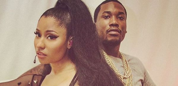Meek Mill Shades Nicki Minaj's Booty On Instagram