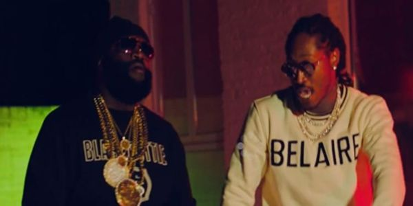 Future Delivers 'That's A Check' Video With Rick Ross
