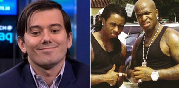 Martin Shkreli Forced To Give Government Wu-Tang And Lil Wayne Albums
