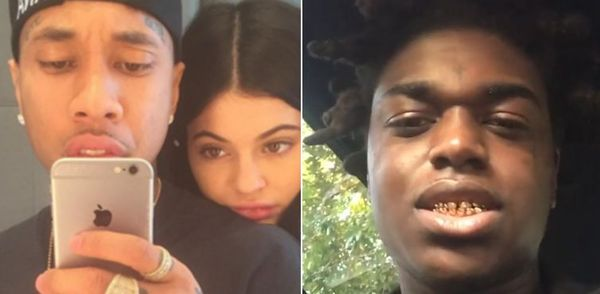 Kodak Black Is Also Asking Kylie Jenner Was Up