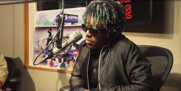 Lil Uzi Vert's Been In The Studio With Kanye West
