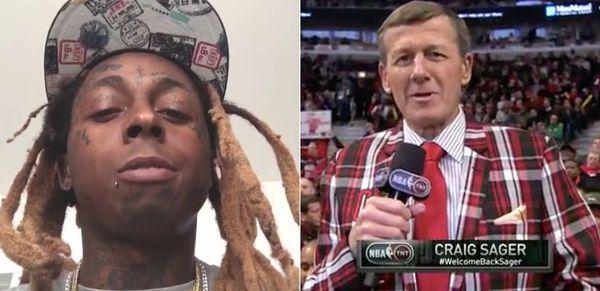 Lil Wayne Pays Tribute To Craig Sager