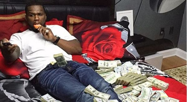 50 Cent's Latest Bankruptcy Filing Reveals Residuals & Royalties