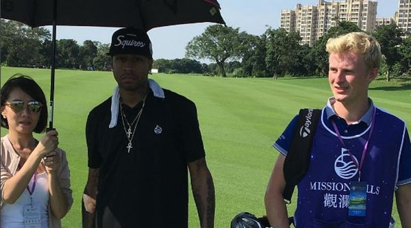 Allen Iverson's Going To Be In Ice Cube's 3 on 3 League