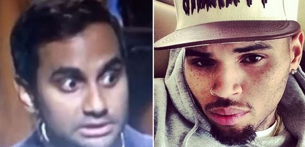 Chris Brown Responds To Aziz Ansari Likening Him To Donald Trump