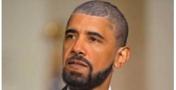 Drake's Getting Mocked For IG Post Morphing His Face With Obamas