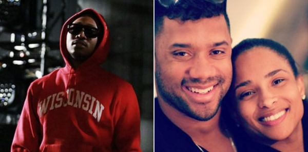 The Falcons DJ Plans To Hit Russell Wilson With Many Future Tracks