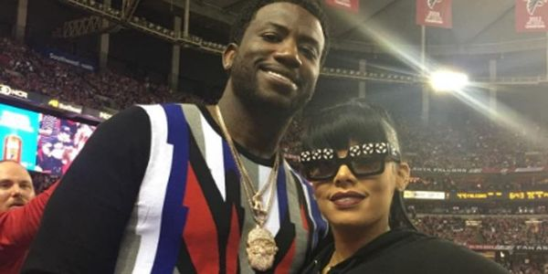 Gucci Mane & Fiancée Accused Of Kicking Army Vet Out Of His Seat At Falcons Game