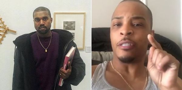 T.I. Calls Out Kanye West And Steve Harvey [VIDEO]