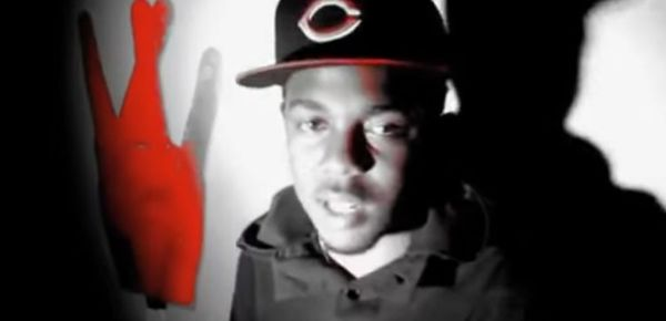 Check A Young Kendrick Lamar Freestyling Over Kanye's 'So Appalled'