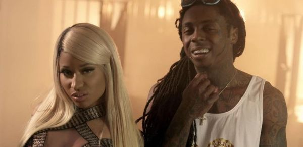 Nicki Minaj Is Hanging With Lil Wayne [VIDEO]