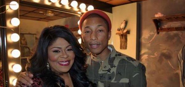 Pharrell Blasts Gospel Singer Kim Burrell's Anti-Gay Remarks On 'Ellen'