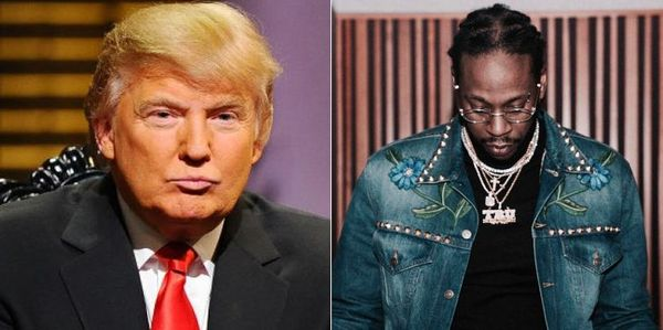 2 Chainz Is Bummed Out By Trump Inauguration Invite