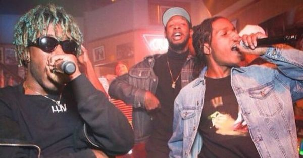 A$AP Rocky Compares Lil Uzi Vert To Legendary Rapper