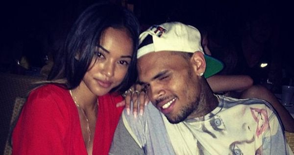 Karrueche Gets Restraining Order After Chris Brown Threatened Her Life