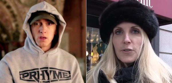 Ann Coulter Comes Back At Eminem [VIDEO]