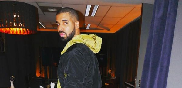 Drake Took Swedish Twins Out For Valentine's Day [PHOTOS]