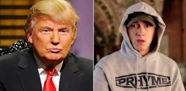 Eminem Targets Donald Trump On Big Sean Track 'No Favors�