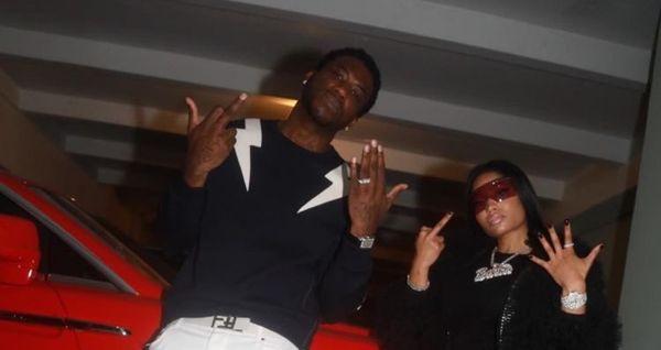 Gucci Mane & Nicki Minaj Get Back Together