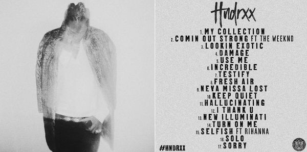Future Makes History With First Week 'HNDRXX' Numbers