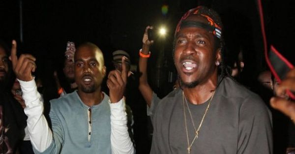 Pusha T Provides First Time Details About Kanye West's New Album