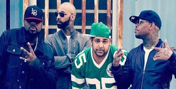 Crooked I Says He's Trying To Fix Things With Eminem & Joe Budden