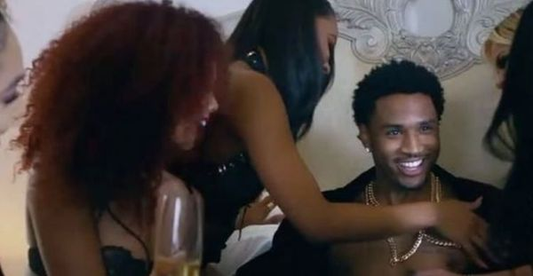 Trey Songz Addresses Sex Tape